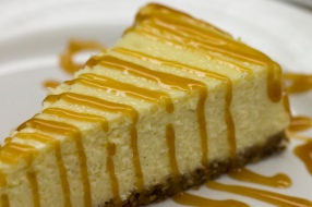 Sea Salt Caramel Cheesecake_Simply Savory