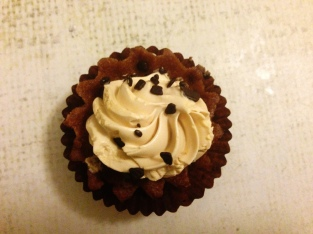 Mocha Cappuccino Cupcakes_Simply Savory
