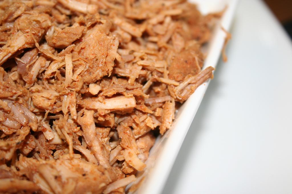 Slow Cooker Carnitas (Shredded Pork)_Simply Savory