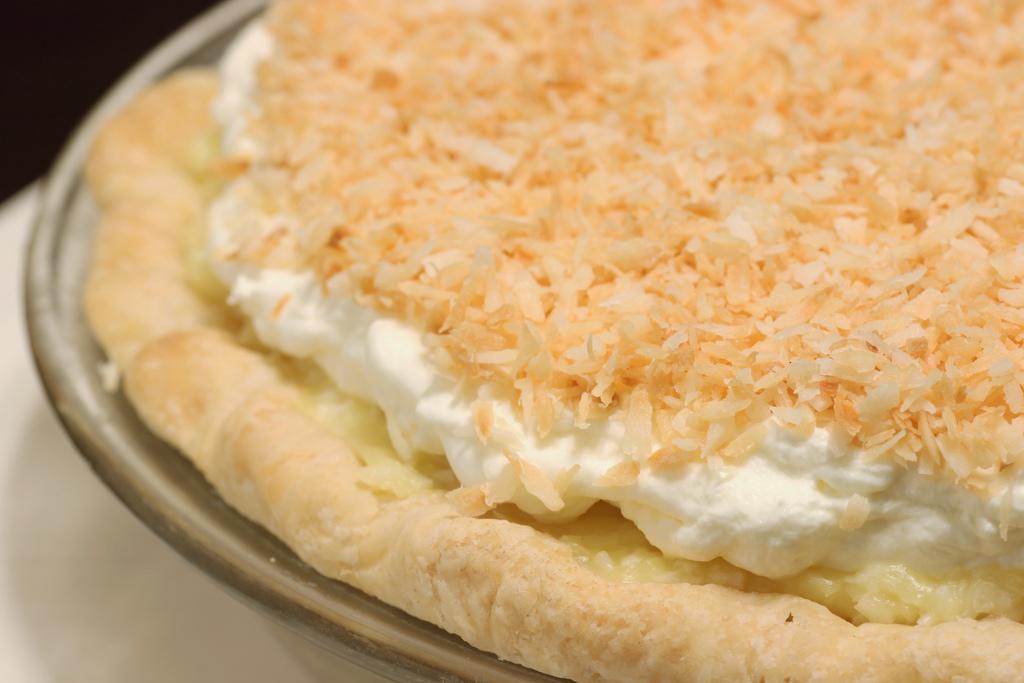 Mini Coconut Cream Pies_Simply Savory