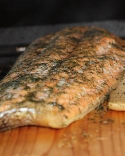 Cedar Plank Salmon_Simply Savory