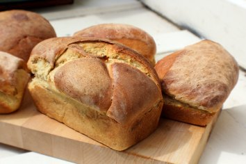 Sicilian White Bread
